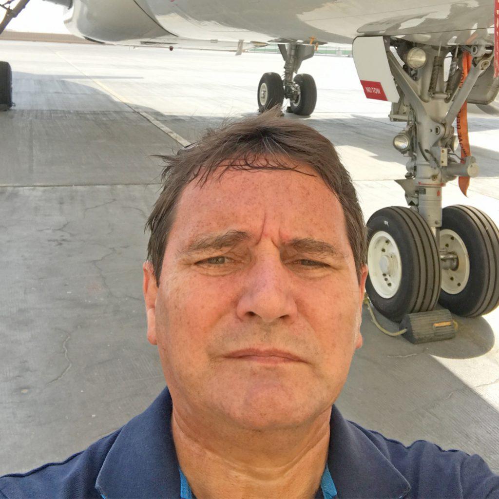 International Aviation Group M Cox